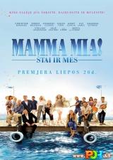 Mamma Mia! Štai ir mes (2018)